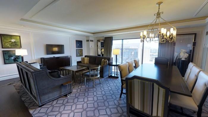 Bild der Augustus Premium Suite