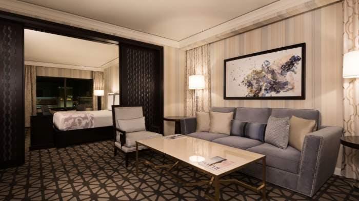 Bild der Augustus Spa Suite