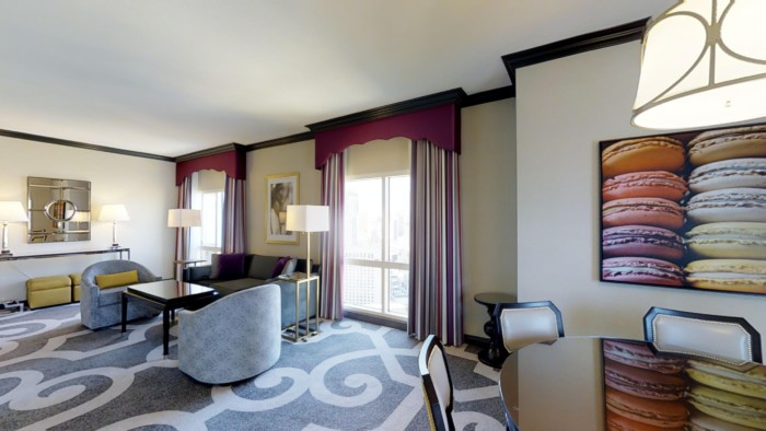 Picture of Charlemagne Suite | Eiffel View