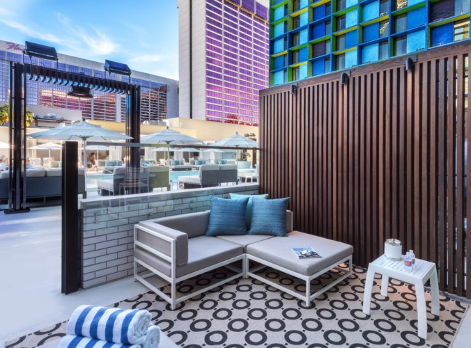 Picture of Deluxe Poolside Cabana | 1 King