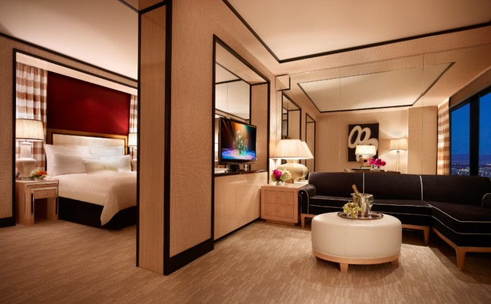 Picture of Encore Tower King Suite
