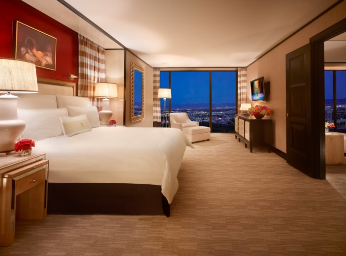 Immagine di Encore Tower Suite Parlor + Encore Tower King Suite