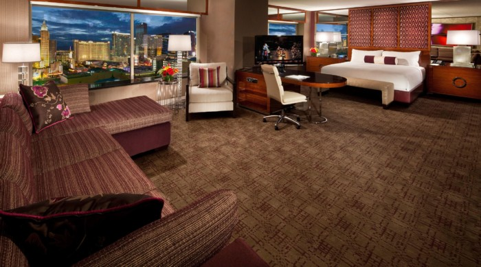 Picture of Executive King Suite + Grand Queen Room