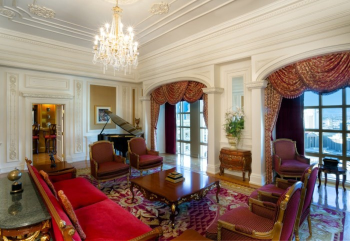 Picture of Louis XV Suite | Eiffel View