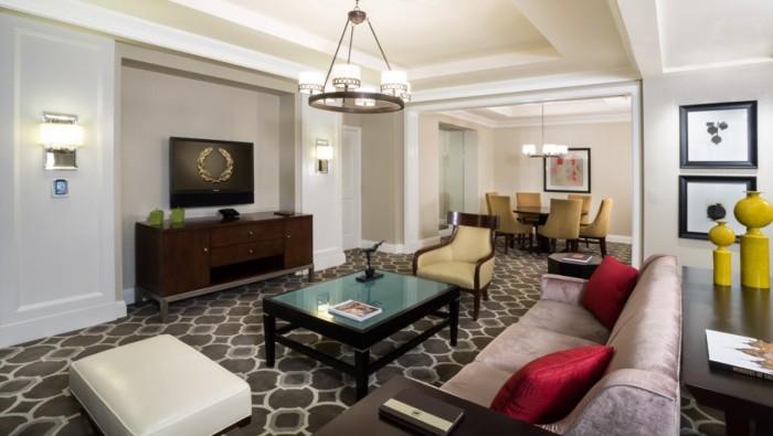 Bild der Octavius Premium Suite