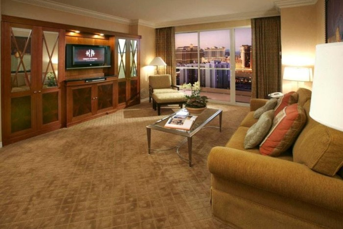 Picture of One Bedroom Balcony Suite + Deluxe Suite