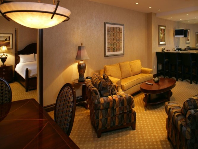 Picture of Suite, 1 Bedroom (Specialty)