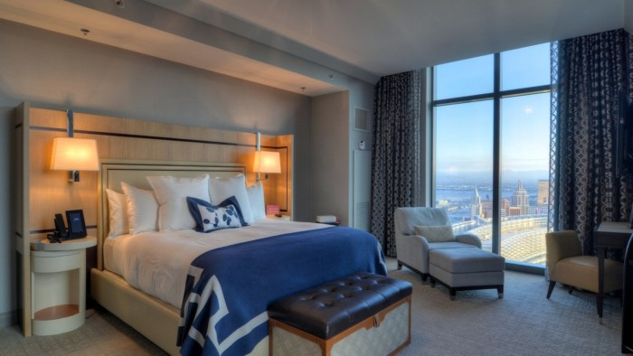 Picture of Two Bedroom City Suite