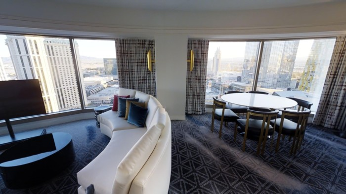 Picture of Ultra Hip Panorama King Suite