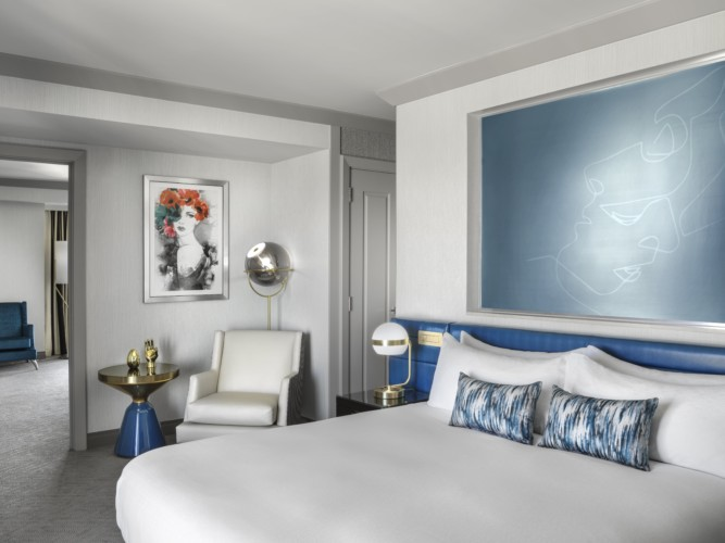 Picture of Wraparound Terrace Suite + Terrace One Bedroom