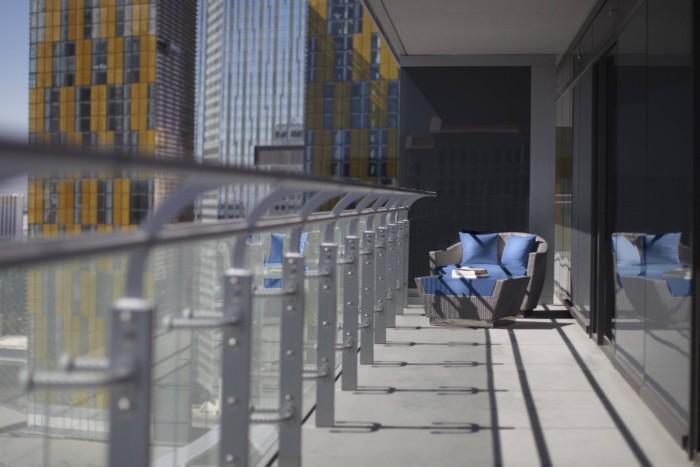 Picture of Wraparound Terrace Suite