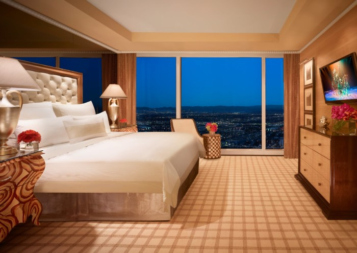 Picture of Wynn Tower Suite Parlor + Wynn Tower Suite King