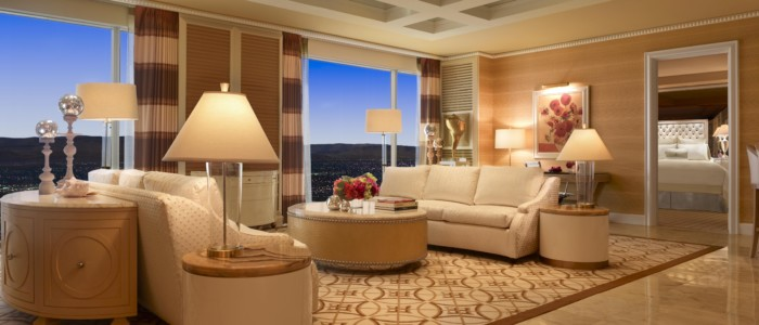 Picture of Wynn Tower Suite Salon + Wynn Tower Suite King