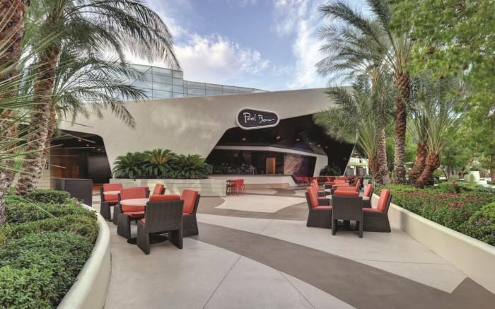 Pool Bar | Suites at ARIA Resort & Casino Las Vegas
