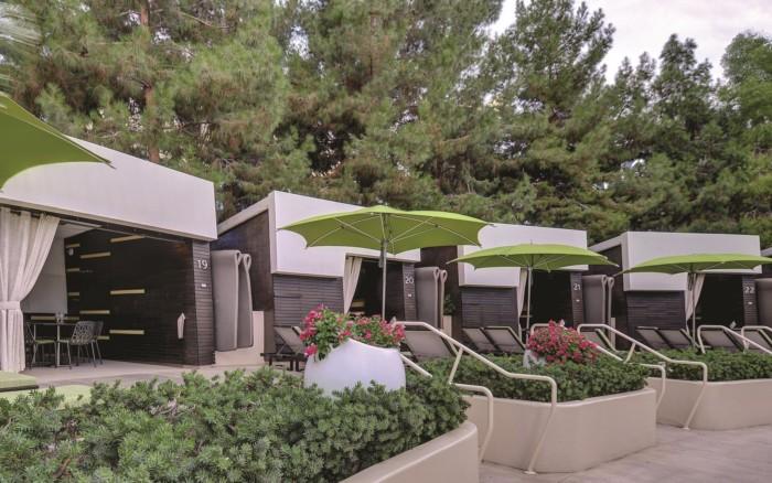 Pool Cabanas | Suites at ARIA Resort & Casino Las Vegas