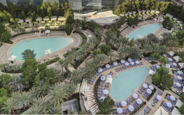 Pool | Suites at ARIA Resort & Casino Las Vegas