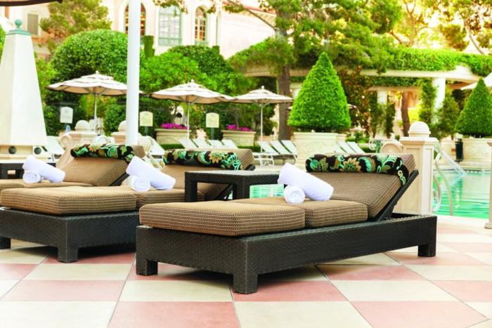 Pool | Suites at Bellagio