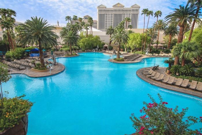 Pool | Suites at Mirage Resort & Casino