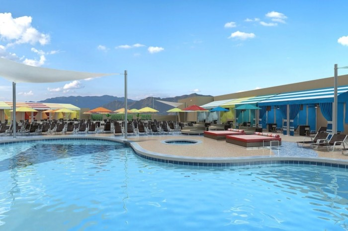 Pool | Suites at Stratosphere Hotel, Casino & Tower, BW Premier Collection