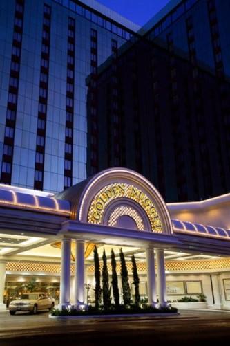 Porte Cochere | Suites at Golden Nugget Las Vegas Hotel & Casino