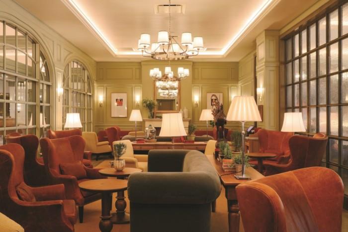 Primrose Interior | Suites at Park MGM Las Vegas