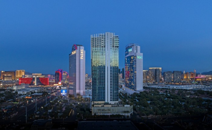 Property Exterior | Suites at The Palms Casino Resort