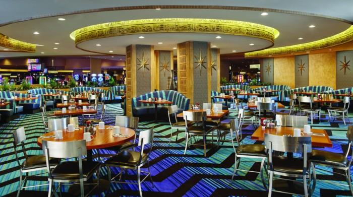 Pyramid Cafe | Suites at Luxor Hotel & Casino