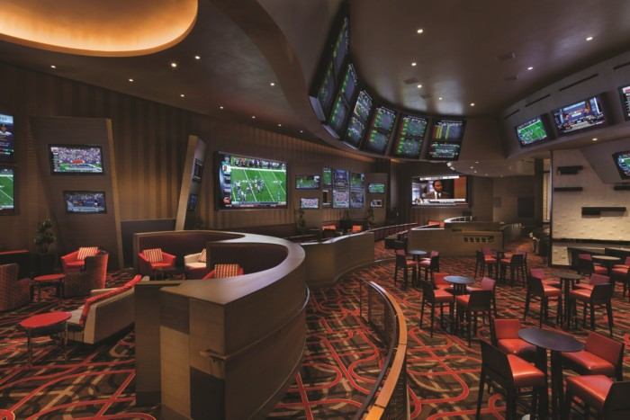 Race And Sports Book | Suites at ARIA Resort & Casino Las Vegas