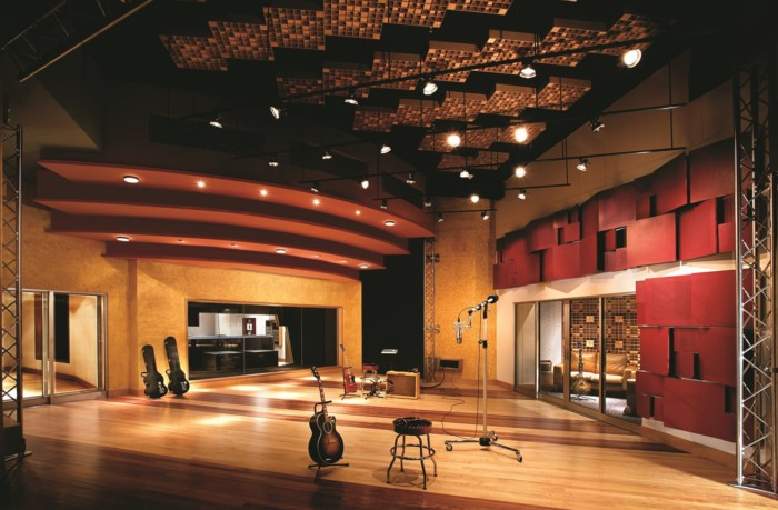 Recording Studio | Suites at The Palms Casino Resort