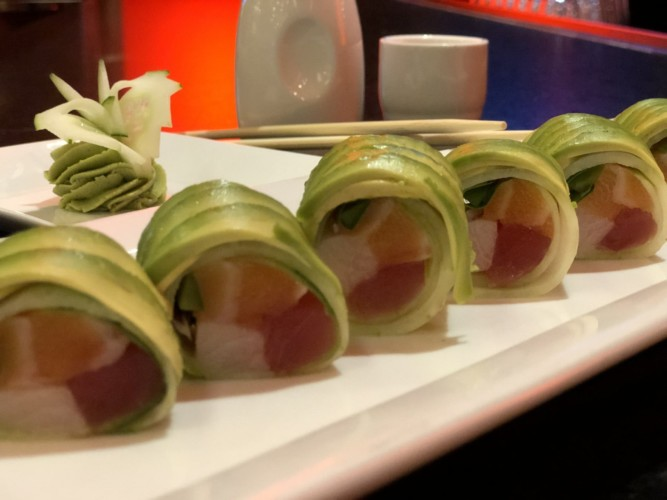 Red Sushi | Suites at Golden Nugget Las Vegas Hotel & Casino