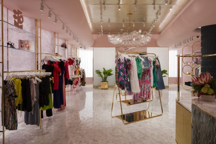 Revolve Retail   Suites at The Palms Casino Resort