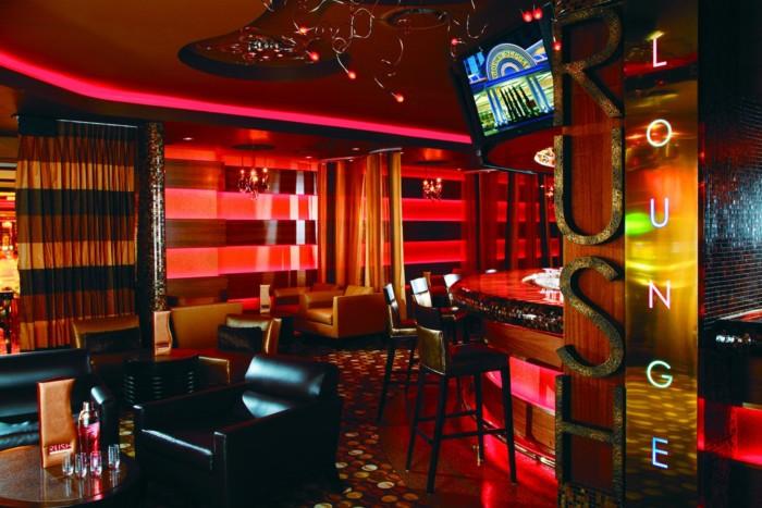 Rush Lounge | Suites at Golden Nugget Las Vegas Hotel & Casino