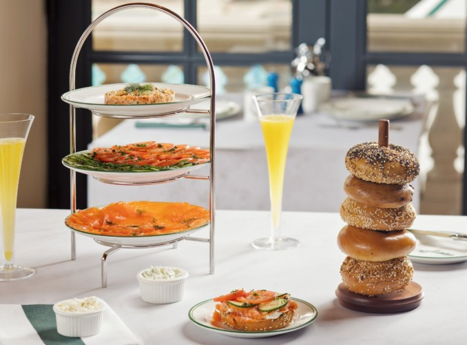 Sadelles Breakfast | Suites at Bellagio