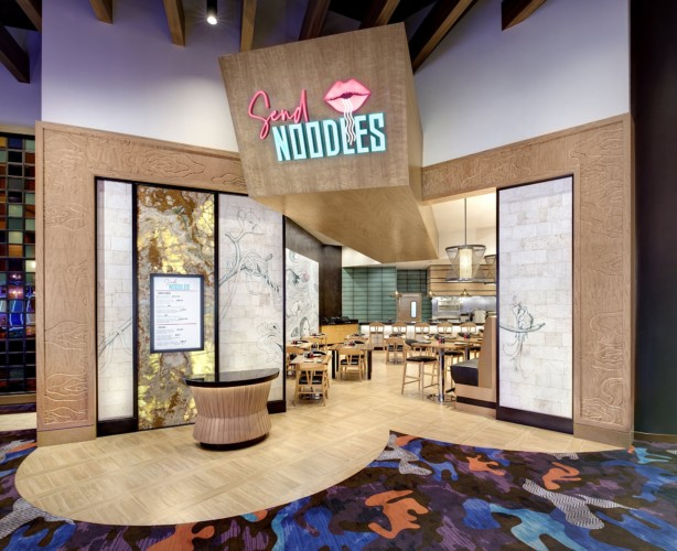 Send Noodles   Suites at The Palms Casino Resort