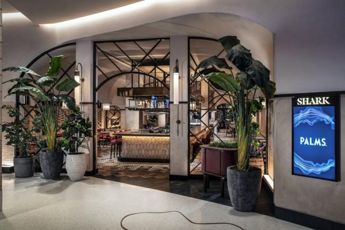 Shark Exterior   Suites at The Palms Casino Resort