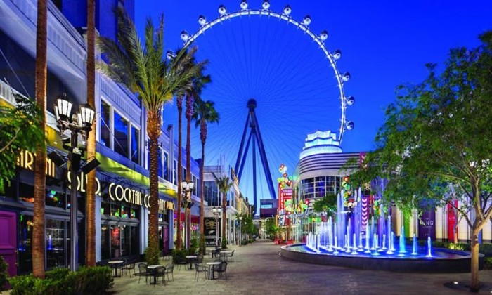 Shopping | Suites at The LINQ Hotel & Casino