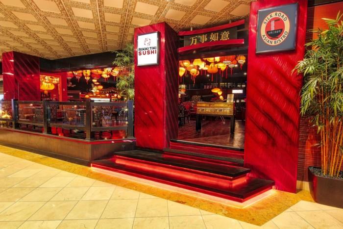 Silk Road Restaurant | Suites at Westgate Las Vegas