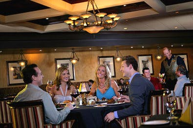 Silverado Steakhouse at South Point | Suites at South Point Hotel, Casino, and Spa