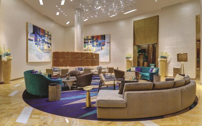 Sky Suites Lounge | Suites at ARIA Resort & Casino Las Vegas