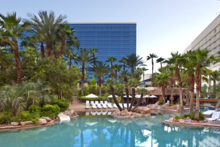 South Pool   Suites at Hard Rock Hotel and Casino