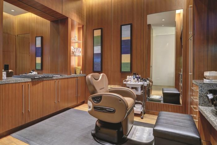 Spa Barber Room | Suites at ARIA Resort & Casino Las Vegas