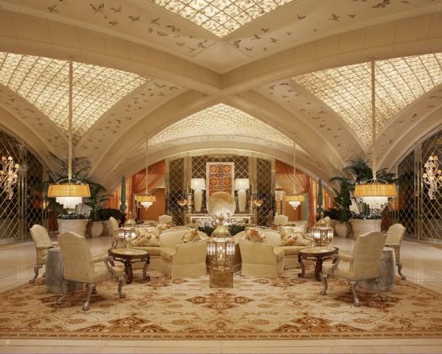 Spa Lobby | Suites at Encore at Wynn Las Vegas