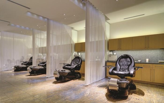 Spa Mani Pedi Stations | Suites at ARIA Resort & Casino Las Vegas