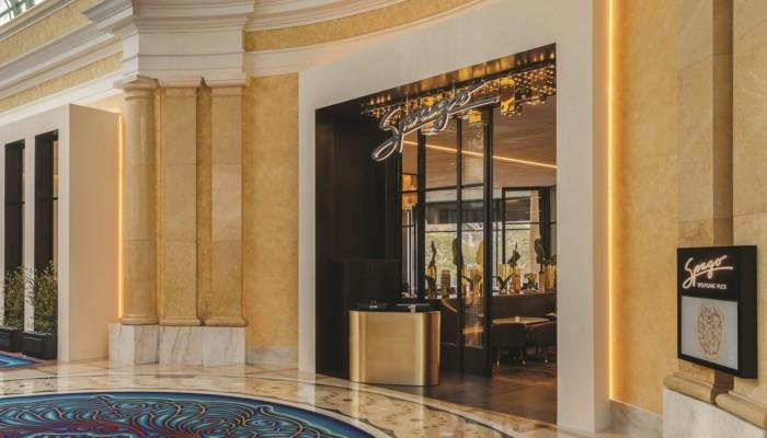 Spago Entrance | Suites at Bellagio