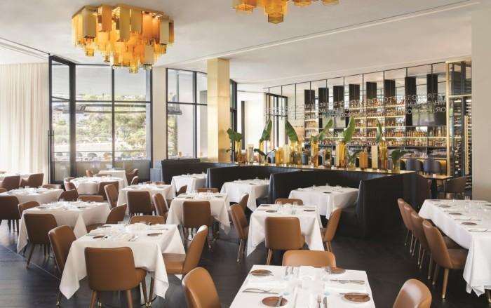 Spago Main Dining Room | Suites at Bellagio