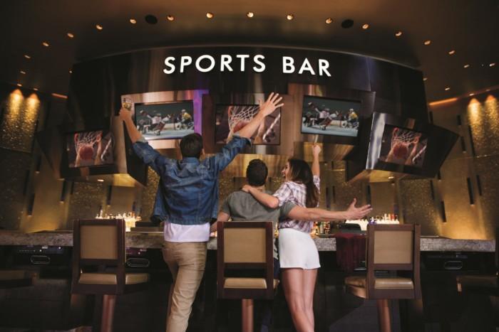Sports Bar | Suites at ARIA Resort & Casino Las Vegas