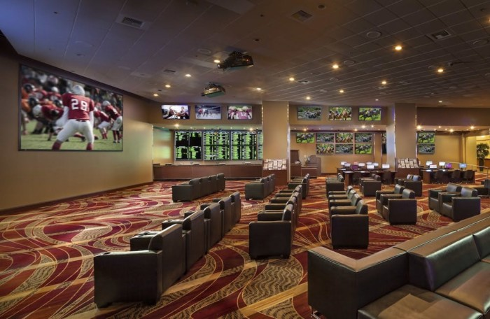 Sports Facility | Suites at Stratosphere Hotel, Casino & Tower, BW Premier Collection