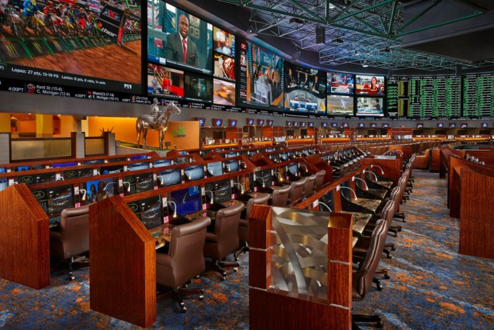 Superbook Sports Gambling | Suites at Westgate Las Vegas