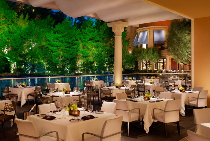 SW Steakhouse | Suites at Wynn Las Vegas