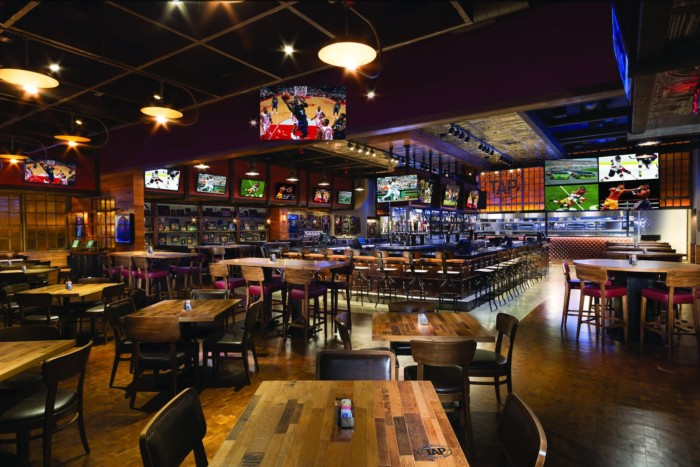 Tap Sports Bar | Suites at MGM Grand Hotel & Casino